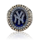 1998 New York Yankees World Series Ring - 10kt Gold with Original Presentation Box