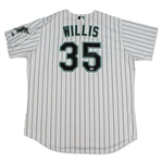 Dontrelle Willis Florida Marlins Game Used & Signed Jersey (Schneider Collection)