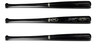 Frank Thomas 2003 Game Used & Signed Rawlings Model 576B Bat (PSA/DNA GU 9.5)