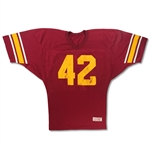 Ronnie Lott 1978-80 USC Trojans Game Used College Jersey - 2 Repairs, Excellent Provenance