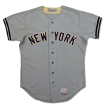 Thurman Munson 1974 Game Used New York Yankees Road Jersey (Sports Investors)