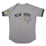 Alex Rodriguez Photo Matched 2006 All-Star Game Worn, Signed & Inscribed Jersey (JSA/A-Rod Signed LOA)