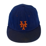 Tom Seaver 1969-75 New York Mets Game Worn Baseball Cap (MEARS/Bat Boy COA)