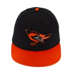 Cal Ripken Jr. 1990s Baltimore Orioles Signed Batting Practice Cap (100% Auth)