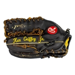 "Ken Griffey Jr. 1998 Seattle Mariners Game Worn Rawlings Glove (MEARS LOA) ""Finest Example Known In The Hobby!"""