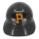 Pittsburgh Pirates 1960s Game Worn Batting Helmet Attributed to Roberto Clemente (ESA/MEARS)