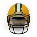 Brett Favre Circa 1993 Green Bay Packers Game Worn Helmet (49ers Executive Provenance)