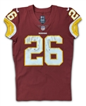Adrian Peterson 10/8/2018 Washington Redskins Game Used Jersey - Photo Matched (Resolution LOA) Unwashed, Great Wear